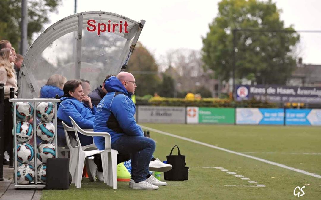 Hans Valk ook in het jubileumseizoen hoofdtrainer van SC Spirit '30