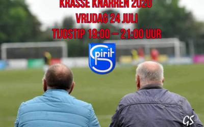 Spirit Krasse Knarren 2020