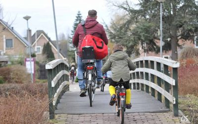 Gaan we toch nog fietsen?
