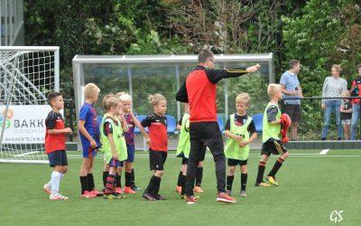 Hulp bij trainen, coaching en supporteren van kinderen